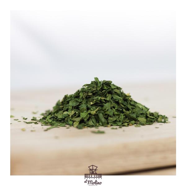 espinacas-en-hojas