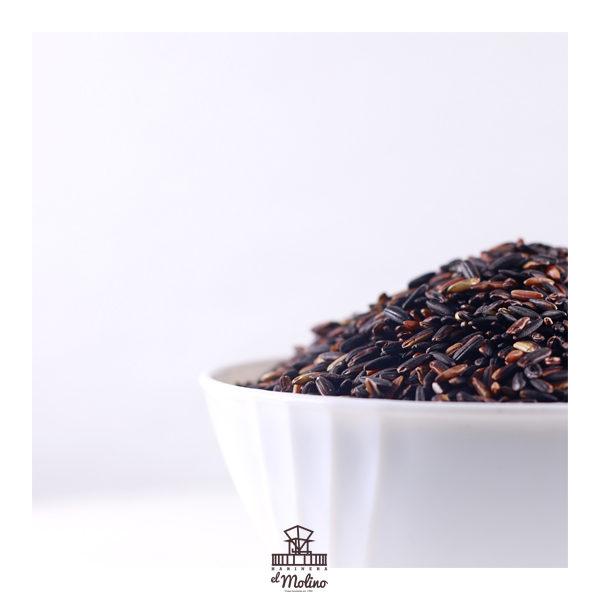 grano-arroz-negro-ecologico